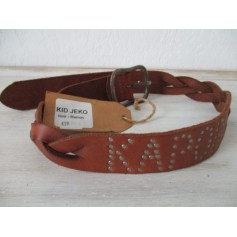 Wide Belt Kaporal