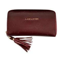 Portefeuille Lancaster  pas cher