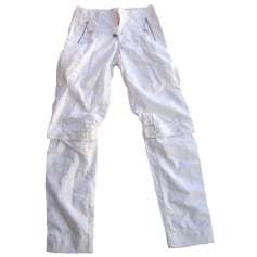 Pantalon droit High  pas cher