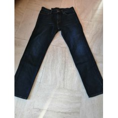 Straight-Cut Jeans  Hollister