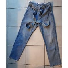 Jeans droit Guess  pas cher