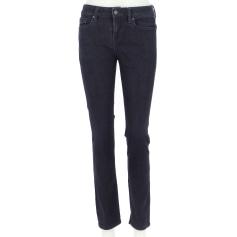 Straight-Cut Jeans  Gap