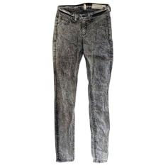 Pantalon slim, cigarette Rag & Bone  pas cher