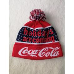 Bonnet Coca Cola  pas cher