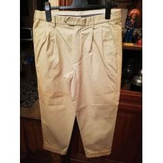 Pantalon droit Marks & Spencer  pas cher