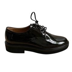 Chaussures à lacets  APC  pas cher