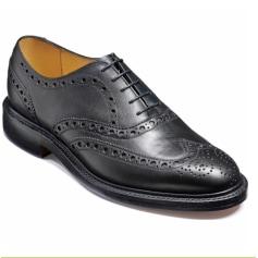 Chaussures à lacets Barker  pas cher