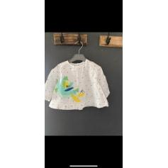 Blouse, Short-sleeved Shirt Catimini