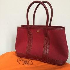 Stoffhandtasche Hermès Garden Party