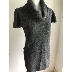 Robe pull robe pull en laine alpaga  pas cher