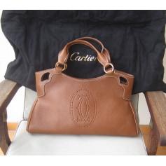 Lederhandtasche Cartier Juste un clou