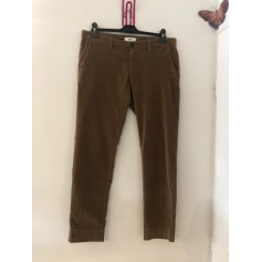 Pantalon droit MKT  pas cher