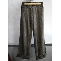 Pantalon large Ralph Lauren  pas cher