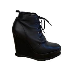 Bottines & low boots à compensés Barbara Bui  pas cher