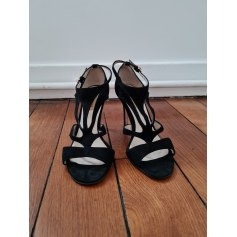 Sandales à talons Bocage  pas cher