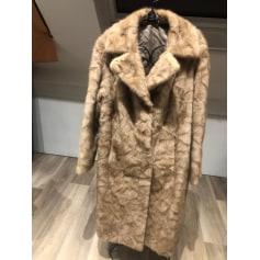 Manteau en fourrure Marque Independente  pas cher