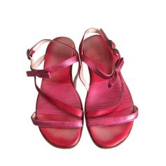 Sandales Dior  pas cher