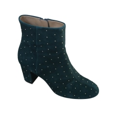 High Heel Ankle Boots Sézane