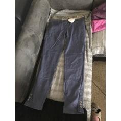 Pantalon droit April May  pas cher