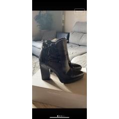 Bottines & low boots à talons Cafe Noir  pas cher