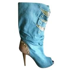 High Heel Boots Guess