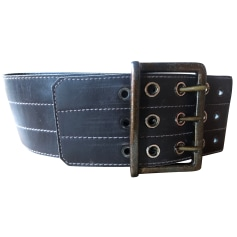 Wide Belt Lanvin