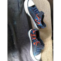 Chaussures à scratch Eram  pas cher