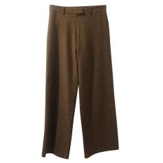 Pantalon évasé Pringle Of Scotland  pas cher
