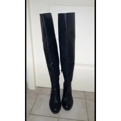 Bottes cuissards New Look  pas cher