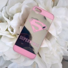 Etui iPhone  Superwoman  pas cher