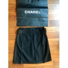 Jupe courte Chanel  pas cher