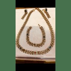 Parure bijoux Chap oro  pas cher