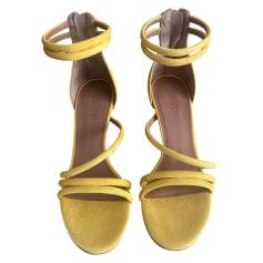 Sandales à talons Ba&sh  pas cher