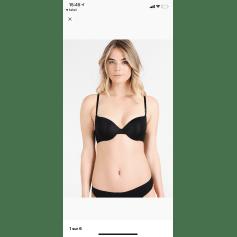 Soutien gorge push up Calvin Klein  pas cher