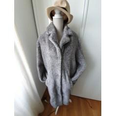Manteau en fourrure Yaya  pas cher