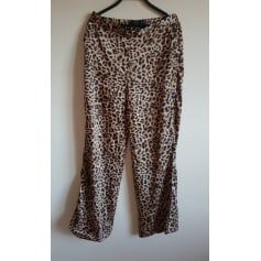 Pantalon large Zara  pas cher