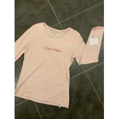 Top, tee-shirt Calvin Klein  pas cher