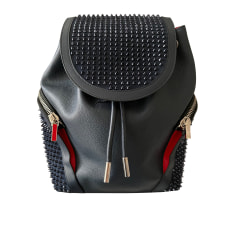 Leather Oversize Bag Christian Louboutin