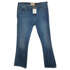 Jeans droit Sessun  pas cher