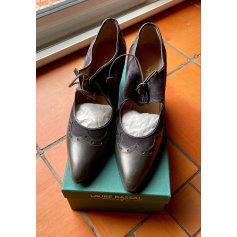 Bottines & low boots à talons Laure Bassal  pas cher