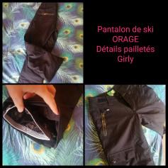 Pantalon de ski Orage  pas cher