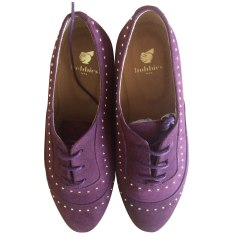Chaussures à lacets  Bobbies  pas cher