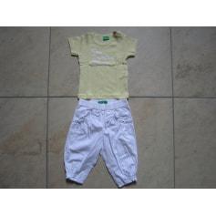 Ensemble & Combinaison pantalon Benetton Baby  pas cher