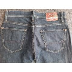 Jeans droit Tommy Hilfiger  pas cher