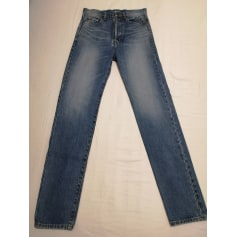 Jeans slim Saint Laurent  pas cher