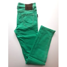Jeans slim Agnès B.  pas cher