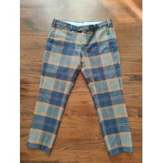 Pantalon slim il lanificio  pas cher