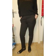 Pantalon slim, cigarette Zara  pas cher