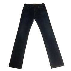 Jeans droit Karl Lagerfeld  pas cher