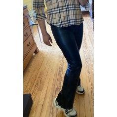 Pantalon slim, cigarette Oakwood  pas cher